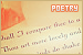 Poetry FL button